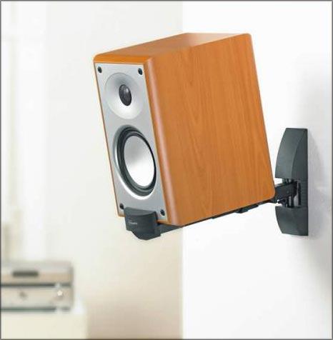 wandhalterungen f r lautsprecher finden sie bei hifi regler. Black Bedroom Furniture Sets. Home Design Ideas