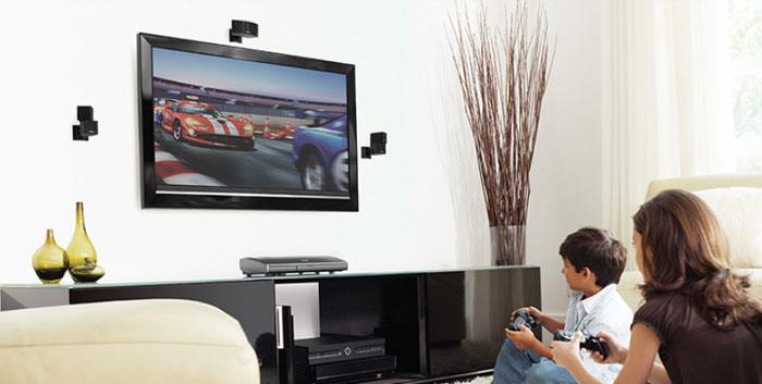 bose lifestyle 535 serie ii spitzensystem mit f nf lautsprechern farbe schwarz hifi regler. Black Bedroom Furniture Sets. Home Design Ideas