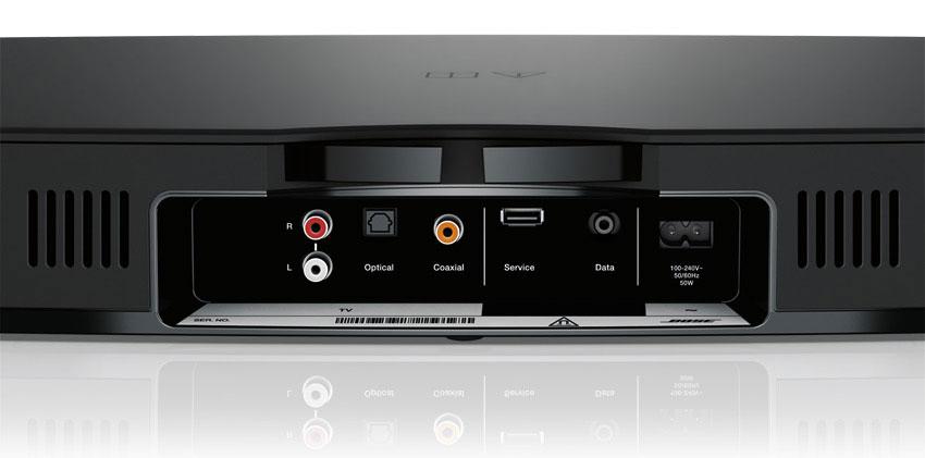 Bose Solo Tv Sound System Bestehend Aus Einem Einzigen