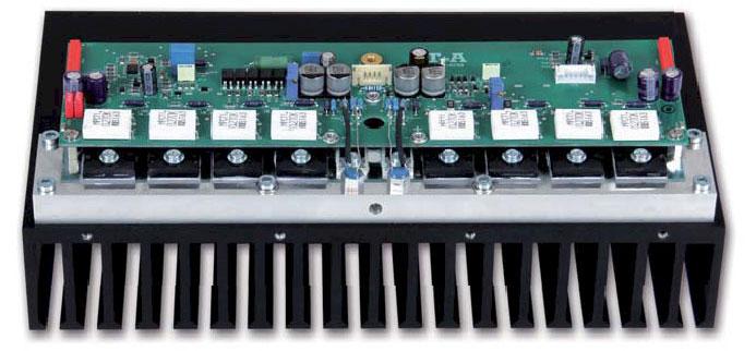 T+A PA 3000 HV | Vollverstärker, Farbe: silber - HIFI-REGLER