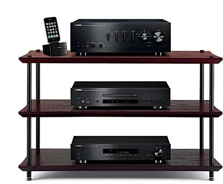 yamaha a s 500 farbe silber hifi regler. Black Bedroom Furniture Sets. Home Design Ideas