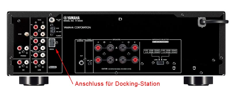 Yamaha A S Stereo Receiver Test