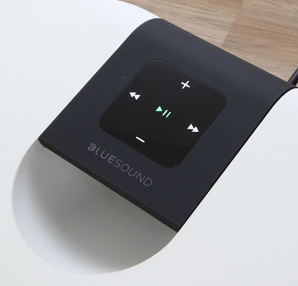 Bluesound Pulse 2i - Bedienelemente