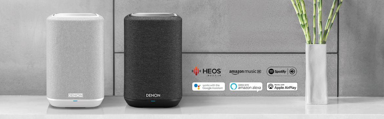 Denon Home - kabellose Lautsprecher - HIFI-REGLER