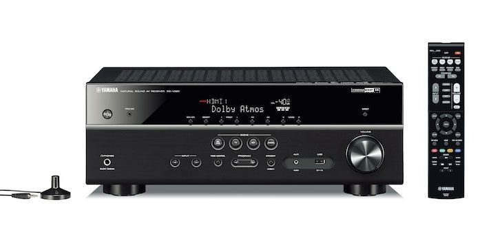 Yamaha Receiver Airplay Android