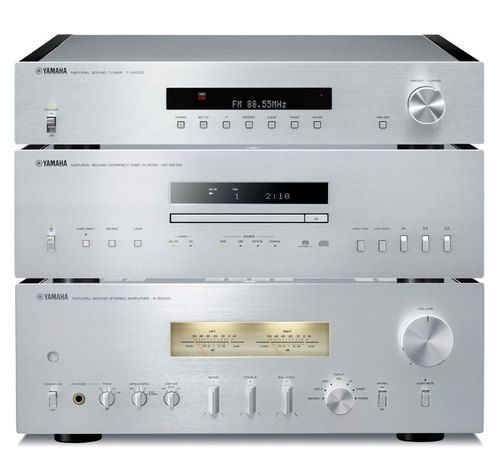 Yamaha Stereoanlagen / HiFi-Anlagen - HIFI-REGLER