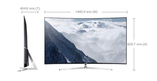 Samsung UE65KS9090 | SUHD-Curved-TV - HIFI-REGLER