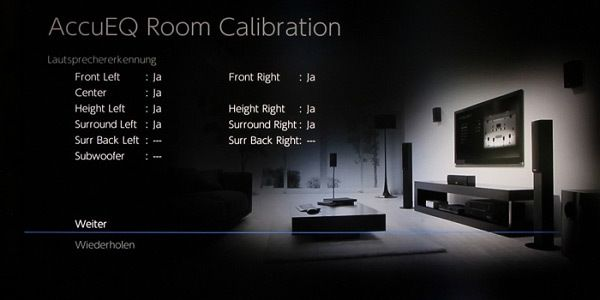 AccuEQ Room Calibration