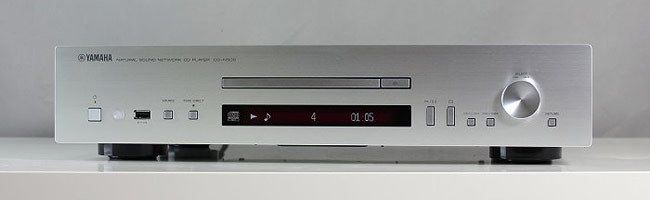 Yamaha CD-N 500 - Frontansicht